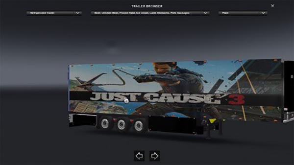 Just cause 3 trailer
