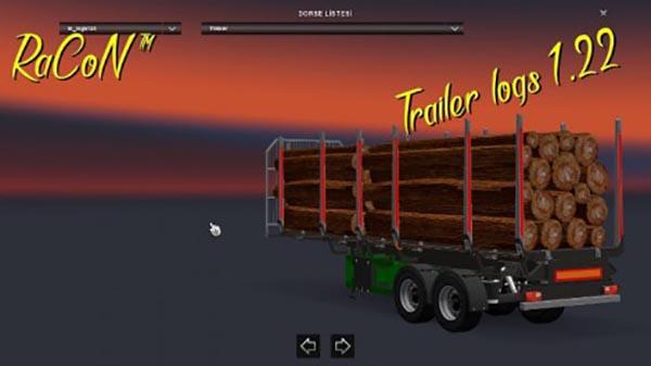 Logs Trailer 1.22