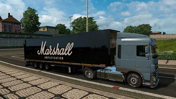 Marshall Amplification Trailer