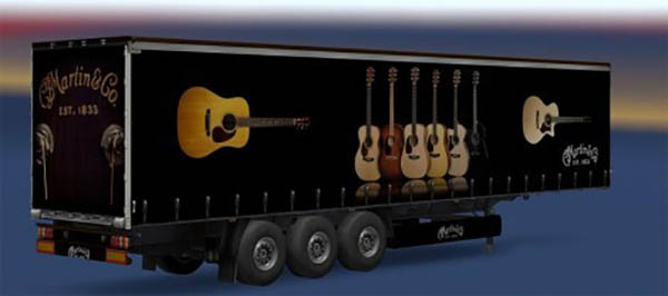 Martin Guitars Trailer