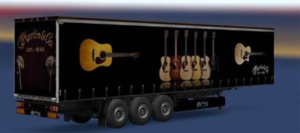 Martin Guitars Trailer