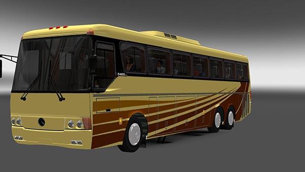 Mercedes Benz O400RSD Carraseria