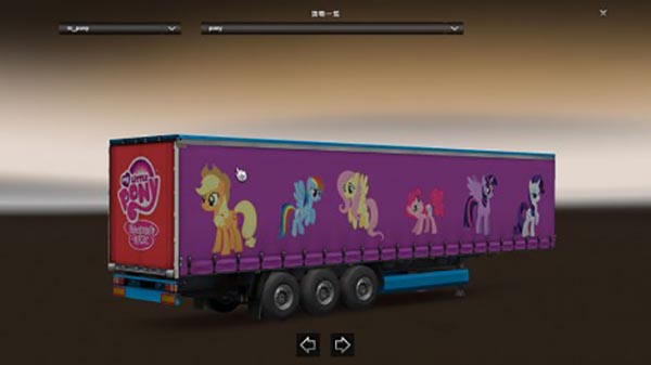 My little Pony Friendship is Magic Trailer