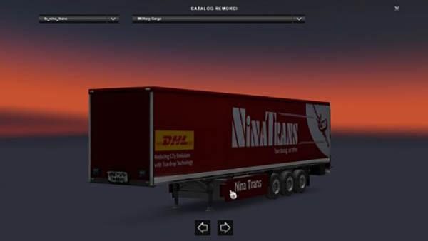 Nina Trans Trailer