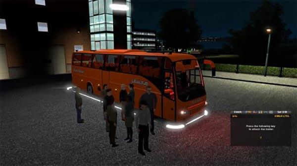 Passenger Mod
