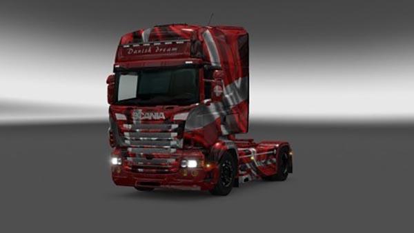 Scania Danish Dream Skin