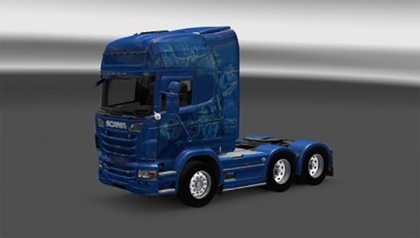 Scania R Highlander Skin