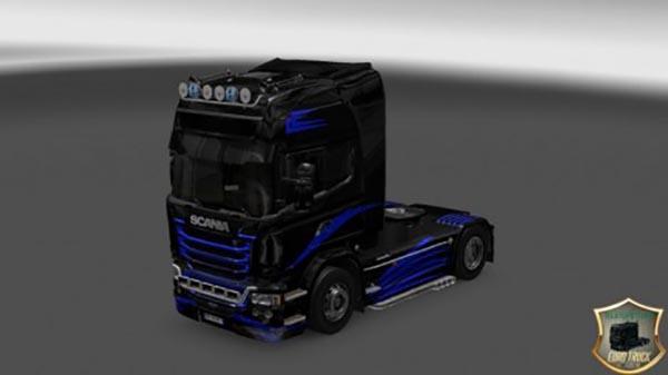Scania Streamline CD Skin v 3.0