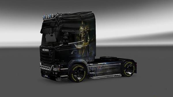 Scania Streamline Titans Skin