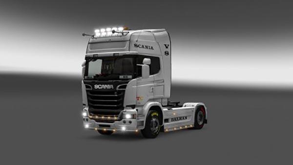 Scania TC Skin