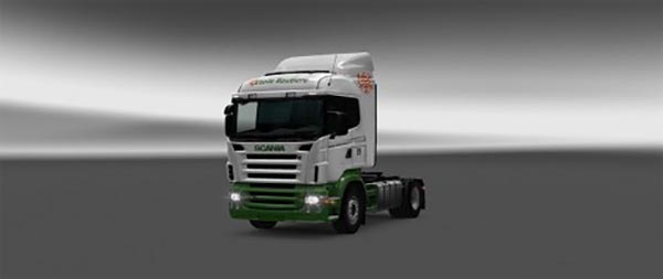 Skin Etoile Routiere for Scania RJL