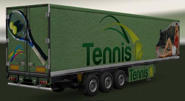 Sport Theme Trailers Pack v 2.1