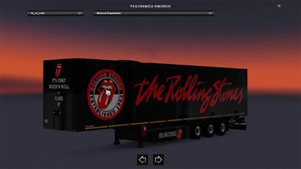 The Rolling Stones Trailer