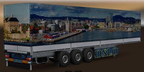 Trailers Pack Capital of the World v 4.0