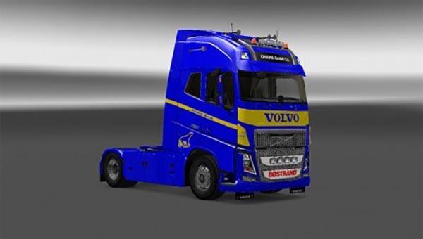 Volvo FH 2013 Ohaha Truckers Dream Skin