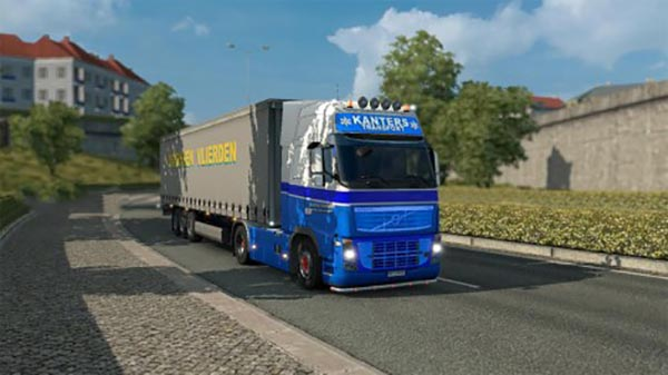 Volvo FH16 Kanters Skin