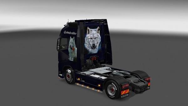 Volvo Wolf Style