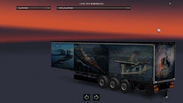 World of Warships Trailer