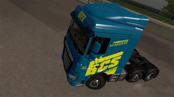 BCS Euro 6 DAF
