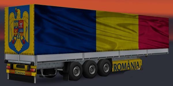 Countries of the World Trailers Pack v 2.6