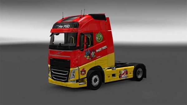 EUD DRIVER FH 16 2012 Skins