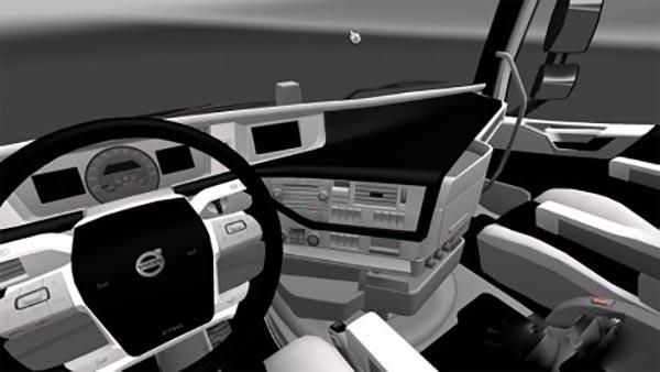 FH2012 black and white interior