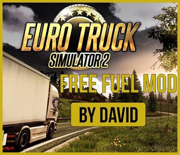 Free Fuel Mod for EU