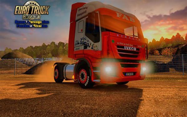 Iveco Strails FAB Truck Skin