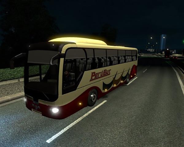 MAN Lion Coach Bus