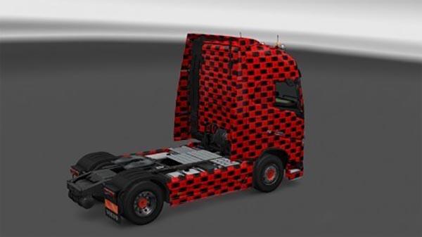 Multiskin for Volvo FH