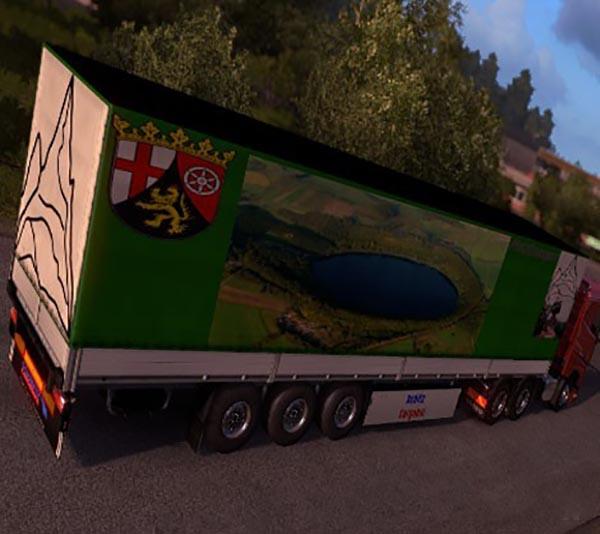 Pfalz Transport Trailer