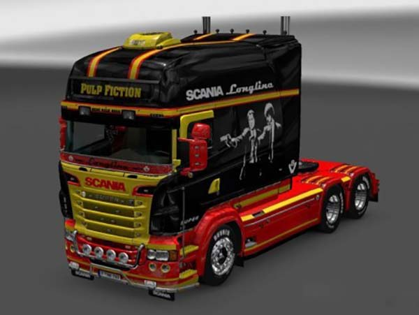 Pulp Fiction RJL SCANIA R longline V 2.0