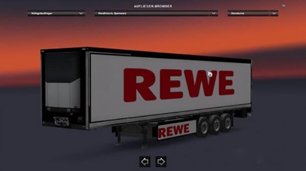 Rewe Trailer