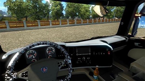 Scania Interior edit