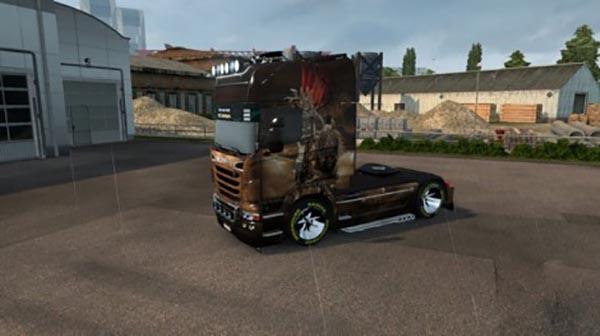 Scania R Perun Skin