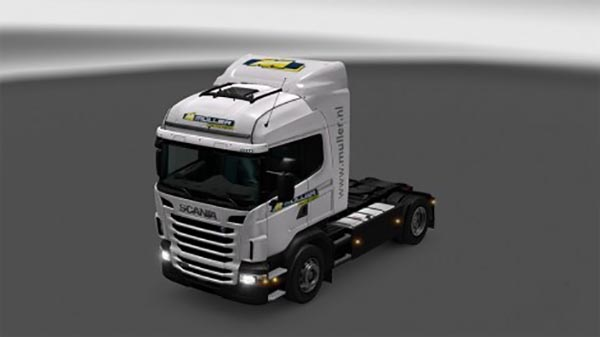Scania RJL Muller Fresh Food Logistics