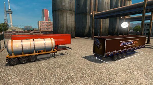 Snikers Trailer