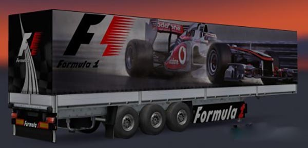 Sport Theme Trailers Pack v 4.0