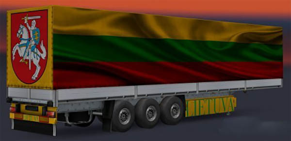 Trailer Pack Countries of the World v2.8