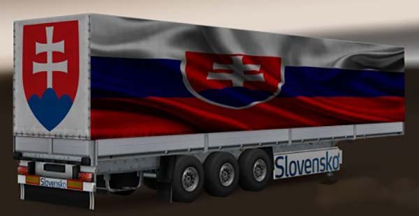 Trailers Pack Countries of the World v 2.3