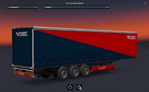 Vogel Trailer