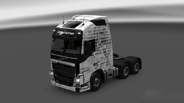 Volvo FH 2012 Dot Skin