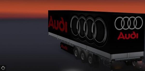 Audi Trailer