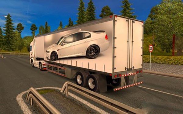 BMW Trailer