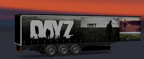 DayZ Trailer Skin