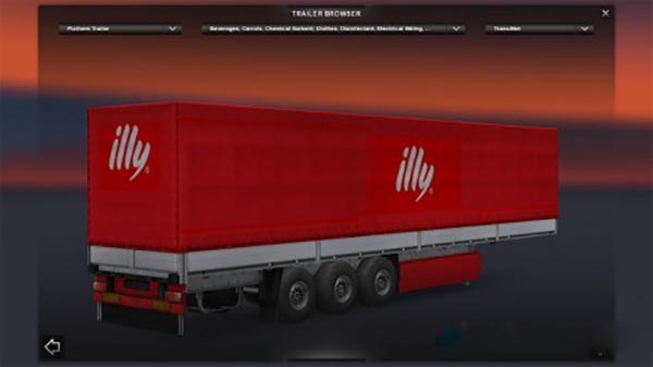 Illy Trailer