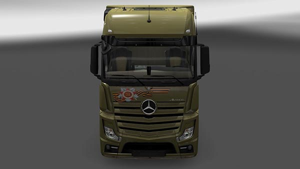 Mercedes Benz MP4 Victory Skin