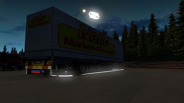 Netto Semitrailer