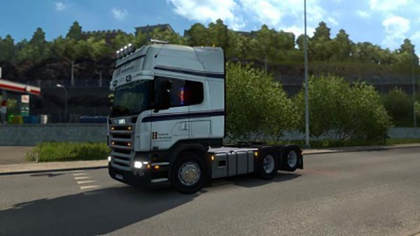 Scania Harlem Transport Skin