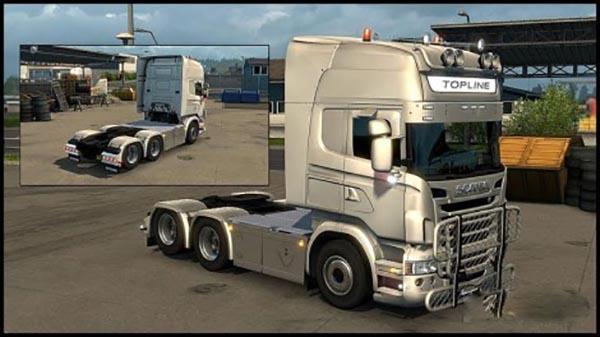 Scania Mods v.1.1.1
